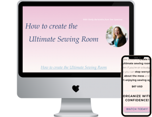 Create the Ultimate Sewing Room_class